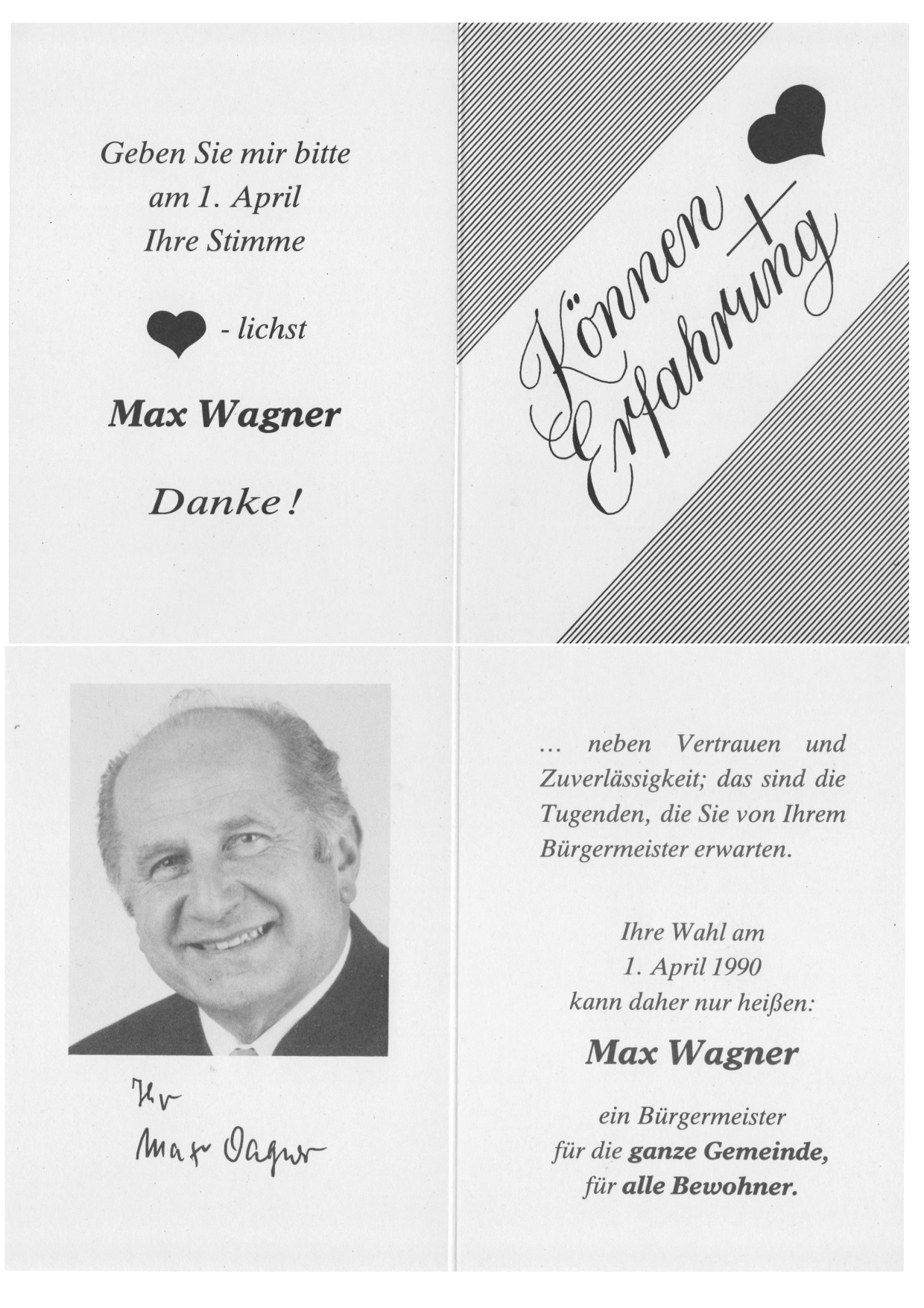 Flyer 1990_Stichwahl 900401
