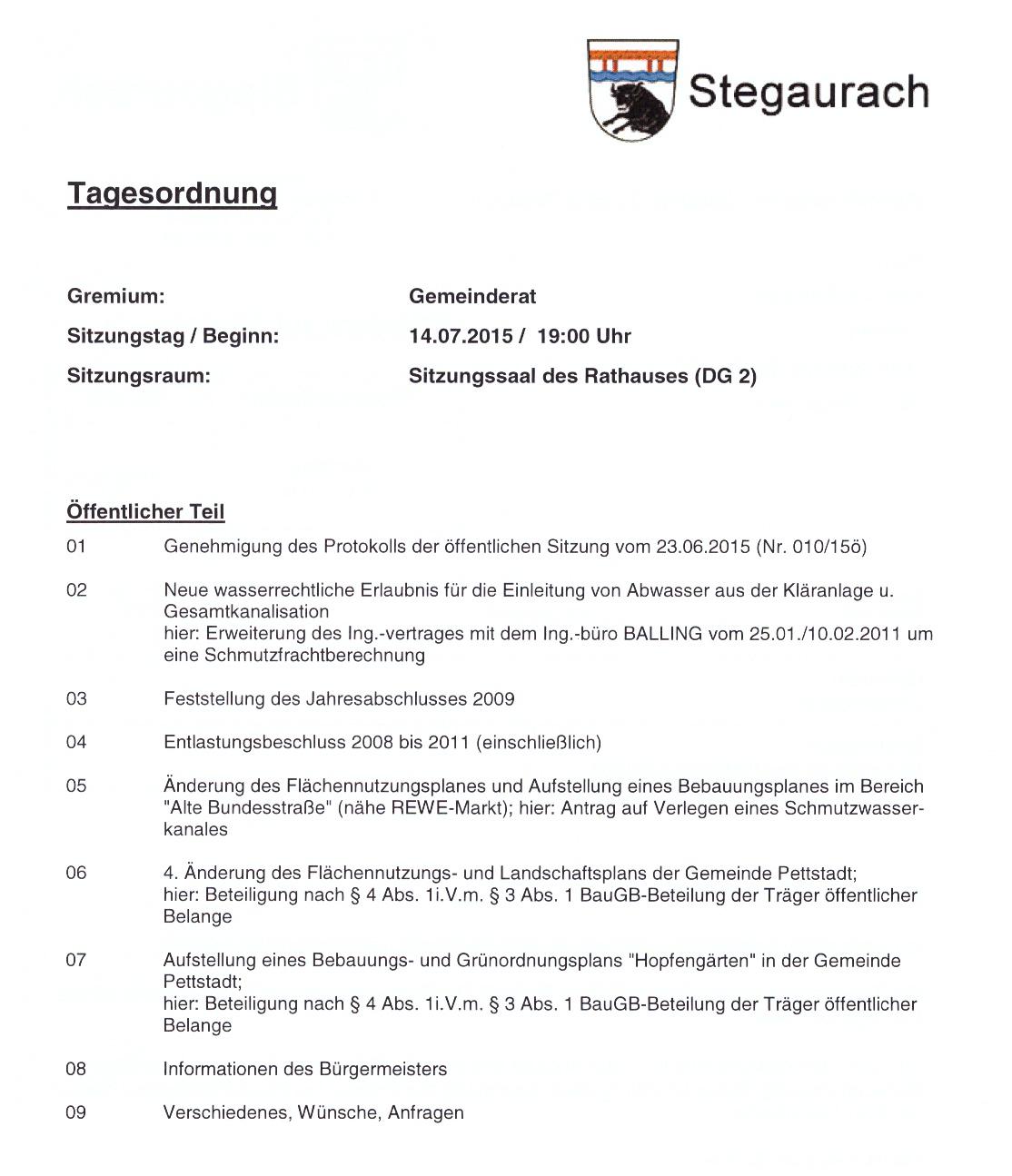 Gemeinderatsitzung_150714