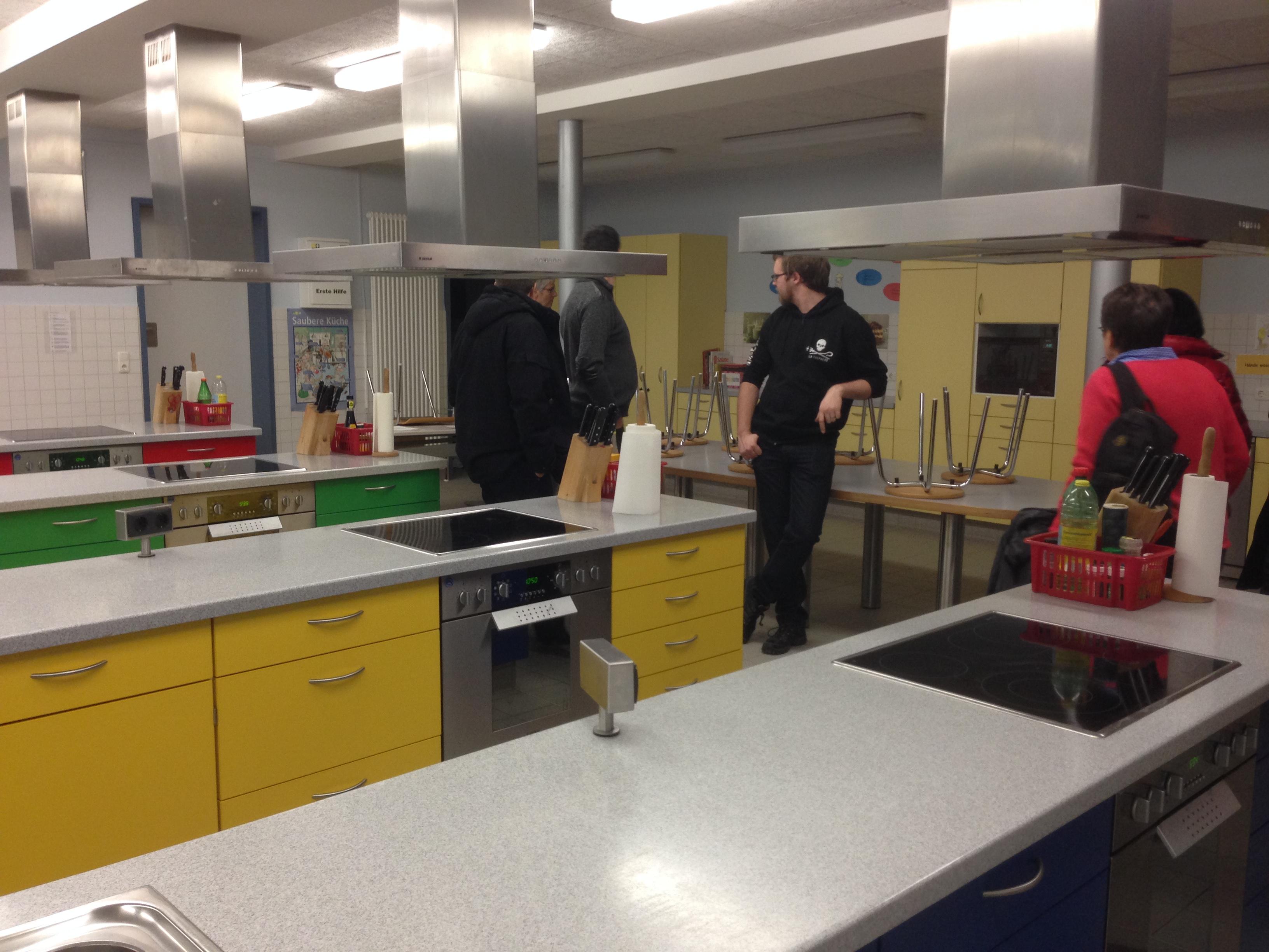 Küche_Grundschule